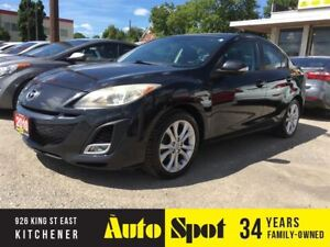 2010 Mazda MAZDA3 GT/MOONROOF/PRICED FOR A QUICK SALE!