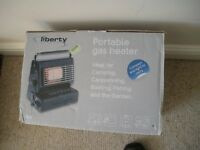 Liberty gas heater