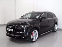 "Audi Q7 3.0 TDI S Line, PAN-ROOF, 22"" WHEELS W/ BREAKS IN RED, BOSE SOUND, TINTED WINDOWS, SAT NAV"