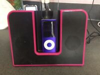 Ipod 16gb with docking station