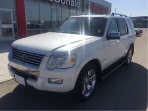 2010 Ford Explorer Limited Leather Loaded