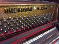 Upright Piano for sales W.Hoffmann