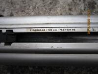 Thule 120cm roof bars