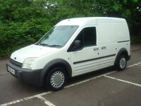 NO VAT £2750 HIGH ROOF CONNECT ONLY 90K MILES SIDE DOOR FULL MOT SERVICED GOOD CONDITION ALL ROUND
