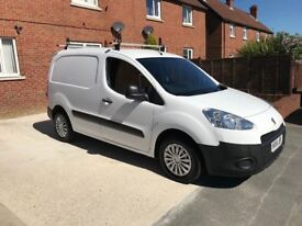Peugeot partner 2014 low milage, Clean and tidy NO VAT