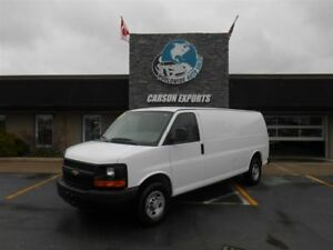 2016 Chevrolet Express 2500 LOOK CARGO VAN! $164.00 BI-WEEKLY+TA