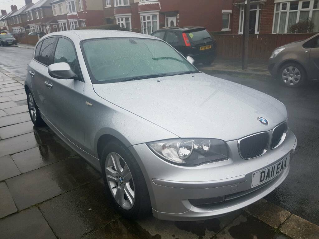 bmw 1 series 118d turbo reduced 5000 or impreza swap in thornaby county durham gumtree. Black Bedroom Furniture Sets. Home Design Ideas