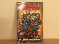 Cable and Deadpool Marvel Graphic Novel (If Looks Could Kill)