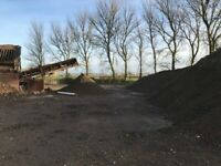 Storage Yard to Let on Wallasea Island