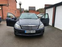 MERCEDES BENZ C CLASS C180 BLUE EFFICENCY 1.6L