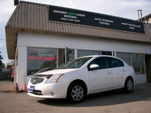 2010 Nissan Sentra AUTOMATIC,A/C, POWER PACKAGE
