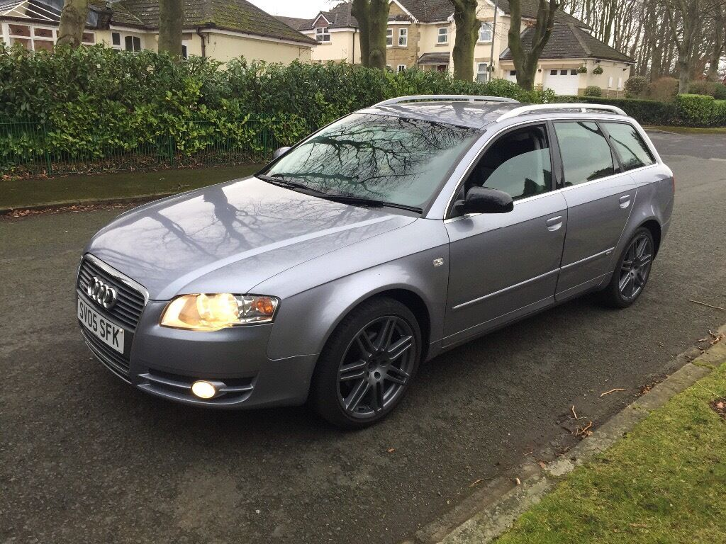 Audi a4 avant for sale gumtree 15