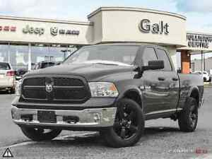2017 Ram 1500 OUTDOORSMAN QUAD 4X4 X-COMPANY DEMO | HEMI