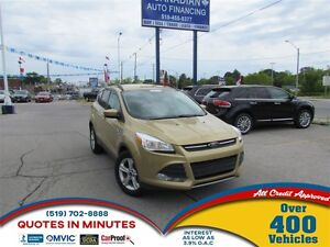 2015 Ford Escape SE | HEATED SEATS | LOW KM | MUST SEE