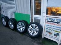 Part worn New Tyres Puncture Wheel balancing alignment Service Brakes Mot Clutches Turbo Dpf