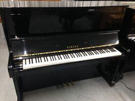 Yamaha disklavier upright piano (U1)