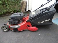 Petrol lawn mower - Needs attention /or for parts.
