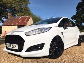 2014 Ford Fiesta Zetec S EcoBoost 1.0 *Watch HD Video* 1 owner Nationwide Delivery & FREE Road Tax