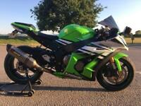Kawasaki Zx10r 2015 30th Anniversary edition