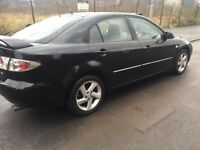 DIESEL MAZDA 6 54REG MOT TILL 22/12/2018 EXCELLENT CONDITION,