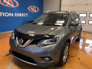 2015 Nissan Rogue SL NAVI! PANO SUNROOF! LEATHER! AWD