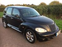 2004 Chrysler PT Cruiser 2.0 Automatic Limited Edition - New MOT