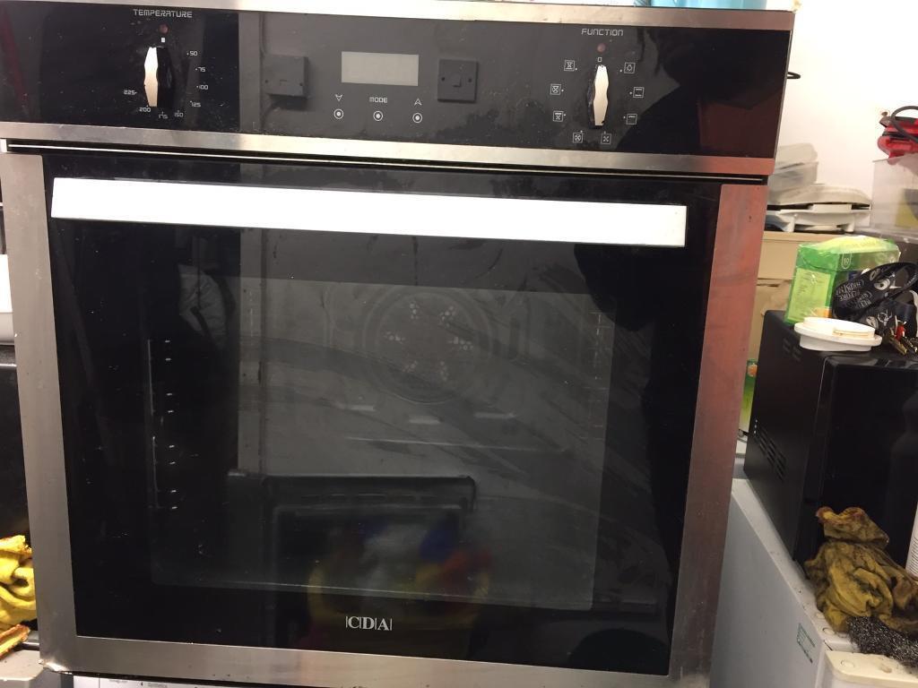 Cda single oven