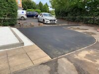 Driveways patios paths ponds fencing gardens decking