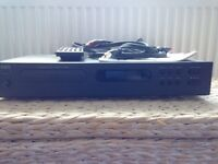 NAD C521 CD player with controller