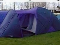 Summit minstrel 3 bedroom tent