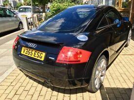 Audit TT 225 Quattro Black Unmodified