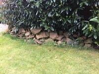 Rocks for Rockery - large load