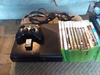 Xbox 360 E bundle (500gb)