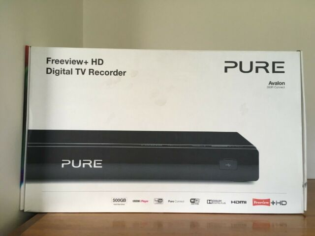 PURE AVALON FREEVIEW HD RECORDER SET TOP BOX | in Rochdale, Manchester |  Gumtree