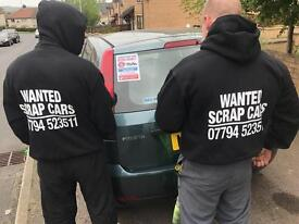 Scrap car wanted today £100 plus 07794523511 West Yorkshire cars