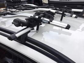 Thule bike roof rack 3x