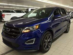 2015 FORD EDGE SPORT NAVIGATION