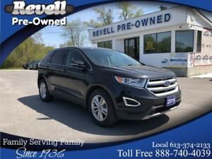 2015 Ford Edge SEL AWD  | 1-Owner | 2.0 Ecoboost | Only 69k