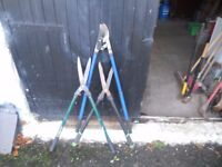 Hedge Clippers and Branch Prunner