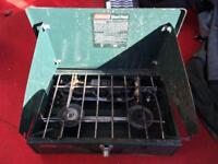 Coleman dual fuel stove for spares or repair
