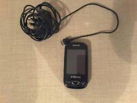 Samsung GT B3410 Black unlocked mobile phone