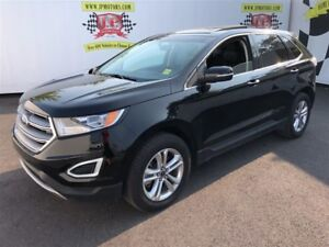 2017 Ford Edge SEL, Navigation, Leather, AWD