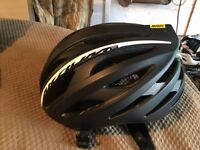 Mavic Aksium Elite Road Cycle Helmet size Medium