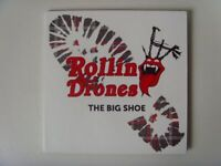 Rollin Drones - The Big Shoe - CD Album
