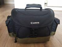 FOR SALE NEW Canon-100EG-Deluxe-Gadget-Bag-Black £25