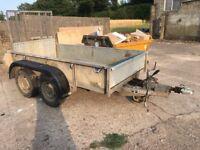 plant trailer ivor williams