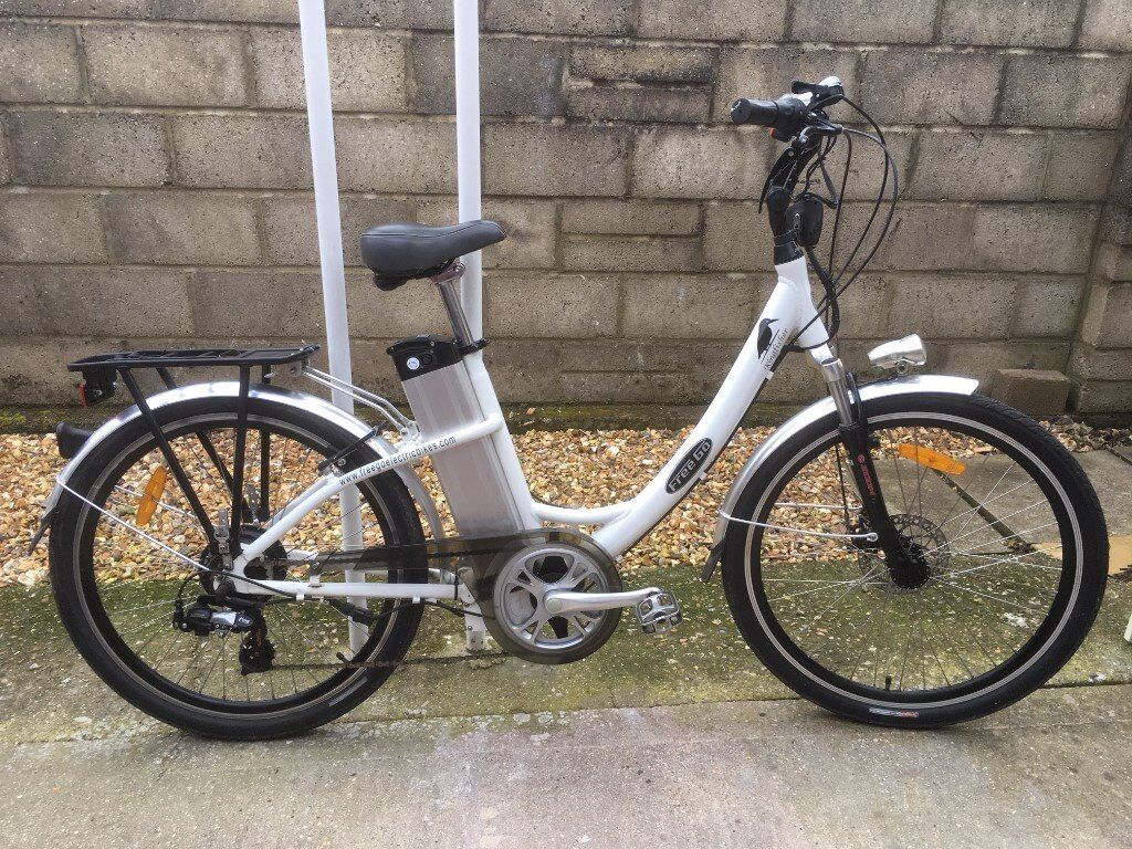 Freego Kingfisher Electric Bike In Salisbury Wiltshire