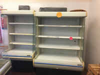 Chilled Display Cabinets (x2)
