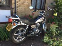 Immaculate Huoniao 125 motorbike cruiser (great starter bike)