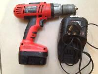 Black decker cordless drill